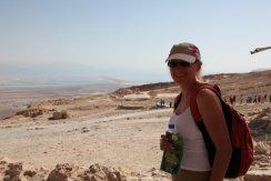 Masada Israel Oct 2010
