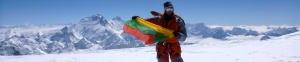 edita summit Mt Cho Oyu