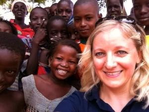 Edita in Niger - field visit