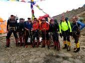 Team ready for final summit push (by Edita Nichols)