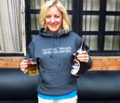 Last day to relax and enjoy beer at the Courtyard