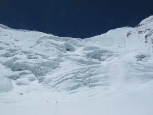 North Col Wall
