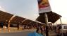 OutsideKathmandu airport