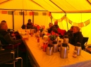 Dinning tent at BC