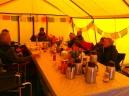 Dinning tent at BC