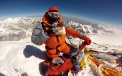19 - Edita Everesto virsuneje su tecio nuotrauka