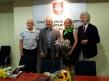 Algimantas Jucevicius, Vladas Lasas, Edita Nichols, and Vladas Vitkauskas