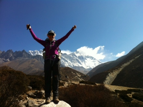Edita in Dingboche